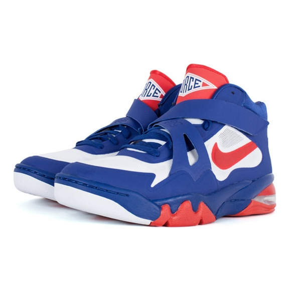 """Men's Nike Air Force Max CB 2 Hyperfuse """"76ers"""""""